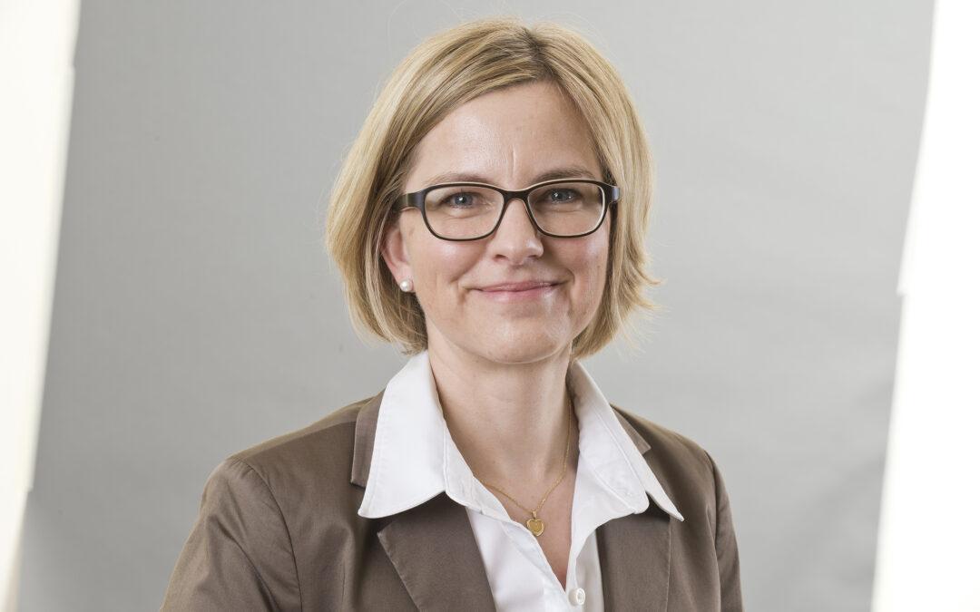 Julia Bhend im Porträt